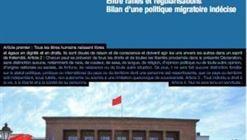 Rapport FIDH et GADEM : «Maroc : entre rafles et régularisations, bilan d'une politique migratoire indécise»