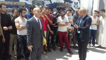 Libye : un groupe de migrants clandestins marocains rapatrié