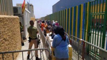 Le Maroc aurait confirmé officiellement la fermeture définitive du poste-frontière Tarajal II