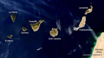 Frontières maritimes : Les Iles Canaries parient sur une action de Madrid