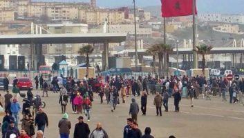 Sebta: le Maroc ne reconnaît plus un titre espagnol de transit