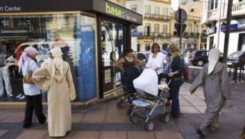 Melilla et Ceuta souffrent à cause de la fermeture des frontières marocaines