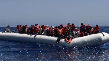 Sebta: 18 Marocains interceptés à bord de deux embarcations pneumatiques
