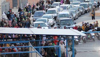 Vidéo. Bab Sebta: le renforcement des contrôles côté marocain ralentit les passages frontaliers