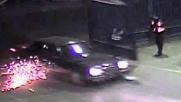 Une voiture qui tentait de forcer le poste-frontière de Melilla stoppée par les Marocains