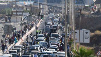 Sebta. Les Marocains sans visa, personæ non gratæ