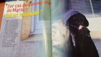 Le Reporter s'explique sur sa Une liant coronavirus et migrants subsahariens