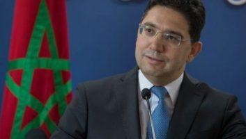 Bourita: Le Maroc se réjouit de la confiance de l'UE et apprécie à sa juste valeur son geste de solidarité