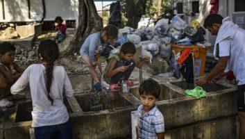 Coronavirus: Un camp de migrants placé sous quarantaine