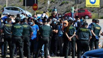 Les Marocains ayant refusé le rapatriement vers le Maroc seront expulsés de Ceuta