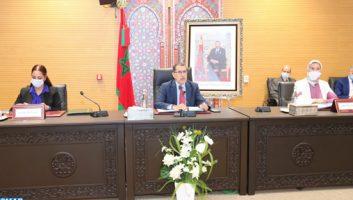 8ème réunion de la Commission ministérielle chargée des MRE et des Affaires de la Migration