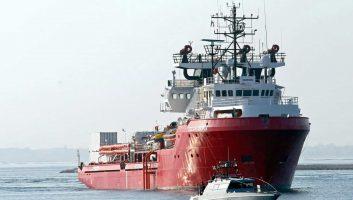 Migrants: L'Ocean Viking sauve plus de 120 personnes au large de la Libye