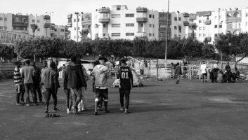 Dans les rues de Casablanca, les migrants démunis après la destruction de campements