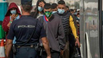 Algériens et Marocains en tête de liste de l'immigration clandestine vers l'Espagne et ses archipels
