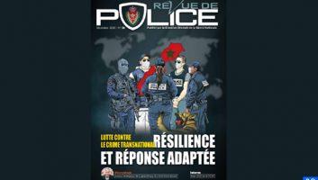 Parution d'un nouveau numéro de la revue de Police