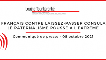 Visas français contre laissez-passer consulaires : Le paternalisme poussé à l'extrême